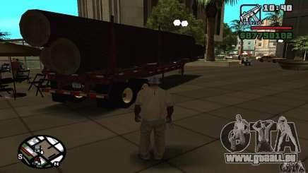 Semi-artict2 für GTA San Andreas