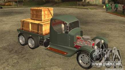 Ford Model-T Truck 1927 pour GTA San Andreas
