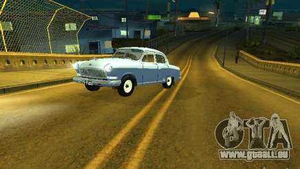 Volga gaz 21 pour GTA San Andreas