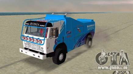 KAMAZ Master für GTA Vice City