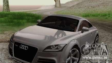 Audi TT-RS Coupe für GTA San Andreas