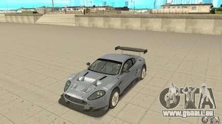 Aston Martin DBR9 (v1.0.0) pour GTA San Andreas