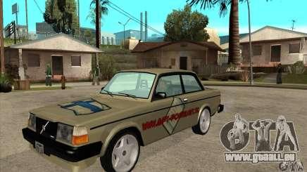 Volvo 240 Turbo für GTA San Andreas