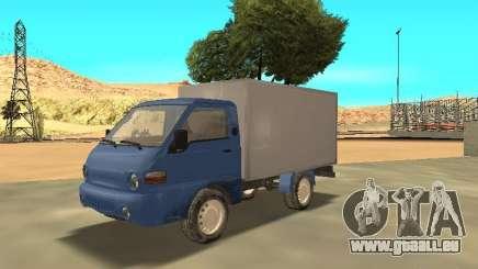 Hyundai Porter pour GTA San Andreas