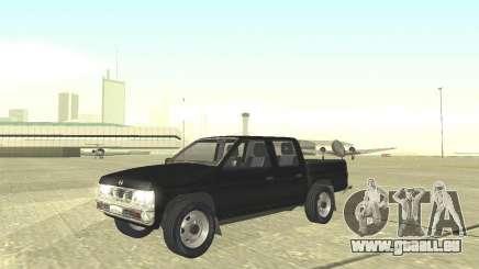 Nissan Datsun für GTA San Andreas