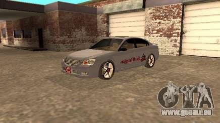NISSAN ALTIMA für GTA San Andreas