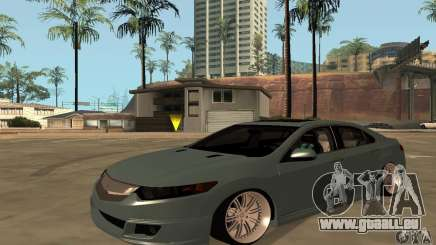 Acura TSX 2010 für GTA San Andreas