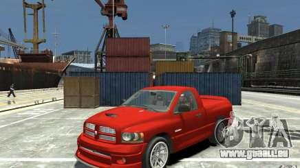 Dodge Ram SRT-10 v.1.0 pour GTA 4