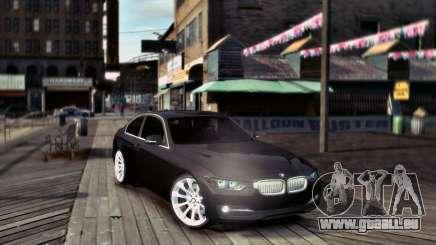 BMW 335i Coupe für GTA 4