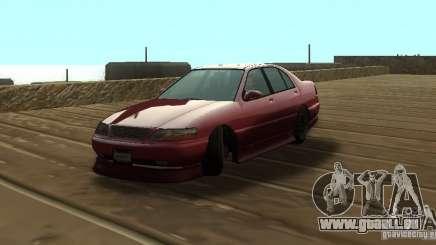 FEROCI VIP pour GTA San Andreas