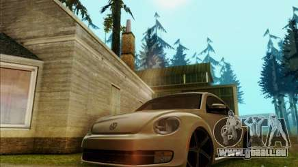 Volkswagen New Bettle 2013 Edit für GTA San Andreas