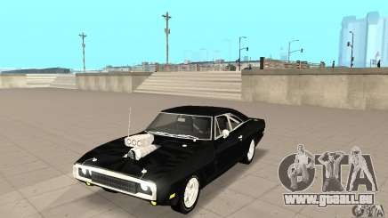 Dodge Charger RT 1970 The Fast & The Furious für GTA San Andreas