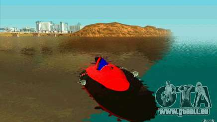 Race Boat für GTA San Andreas