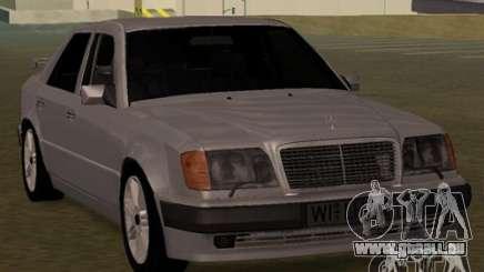 Mercedes-Benz E500 Taxi 1 pour GTA San Andreas