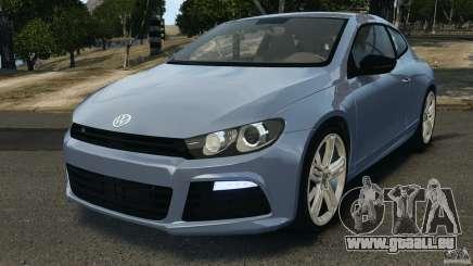 Volkswagen Scirocco R v1.0 für GTA 4