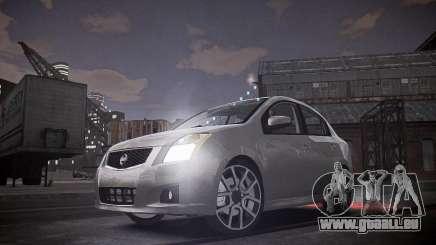 Nissan Sentra SE-R Spec V für GTA 4