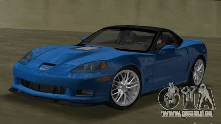 Chevrolet Corvette ZR1 pour GTA Vice City