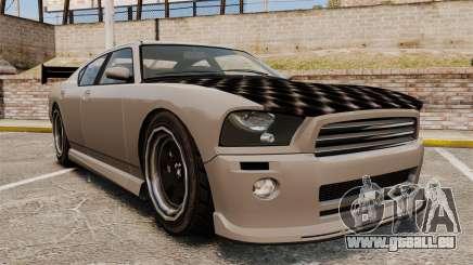 Buffalo Street racer für GTA 4