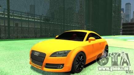 Audi TT Stock 2007 pour GTA 4