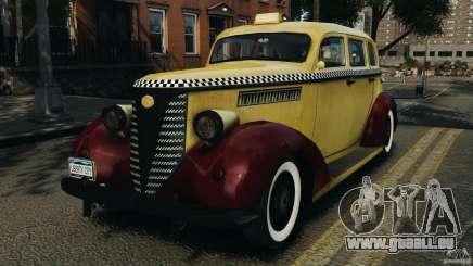 Shubert Taxi für GTA 4