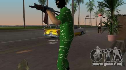 AK-74U für GTA Vice City