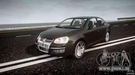 Volkswagen Jetta 2008 pour GTA 4