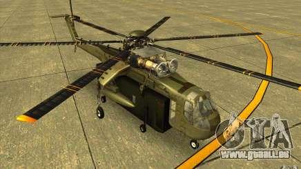 Sikorsky CH-54 Tarhe pour GTA San Andreas