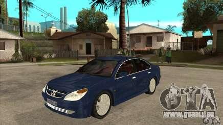 Peugeot 607 pour GTA San Andreas