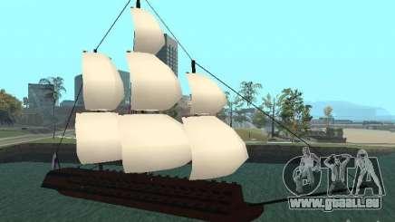 XVIII Century Battleship für GTA San Andreas