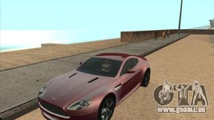 Aston Martin v8 Vantage n400 für GTA San Andreas
