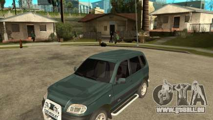 NIVA Chevrolet pour GTA San Andreas