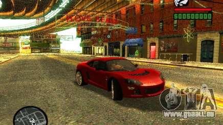 Lotus Europe S pour GTA San Andreas
