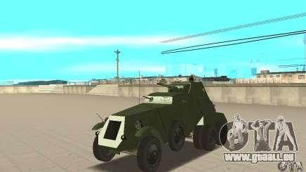 BTR BA-11 für GTA San Andreas