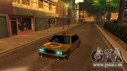 Azik Taxi pour GTA San Andreas