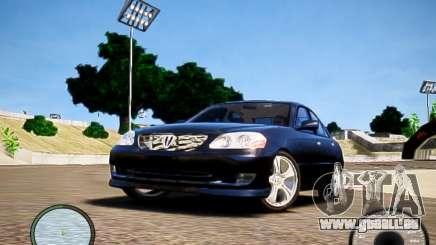TOYOTA MARK II GRANDE HD für GTA 4