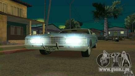 Mercury Monterey 1972 pour GTA San Andreas