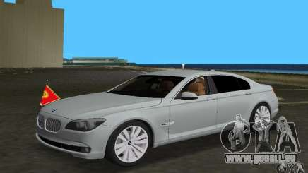 BMW 750 Li für GTA Vice City