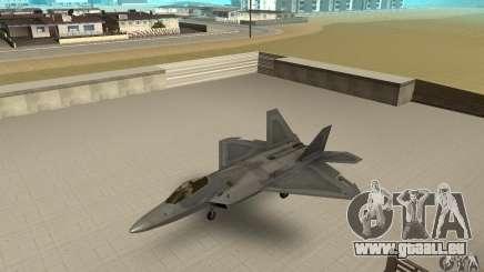F-22 Grey für GTA San Andreas