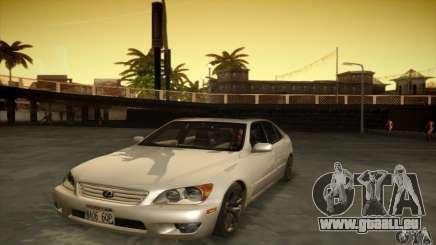 Lexus IS 300 für GTA San Andreas