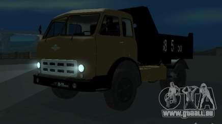 Camion à benne MAZ 503 a pour GTA San Andreas