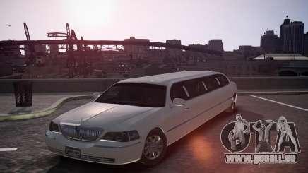 Lincoln Town Car Limousine pour GTA 4