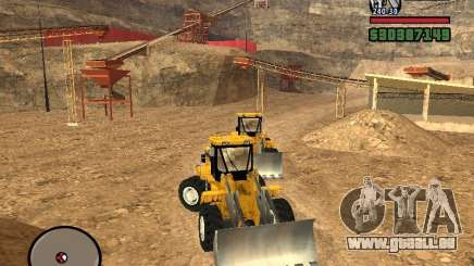 Caterpillar T530 pour GTA San Andreas