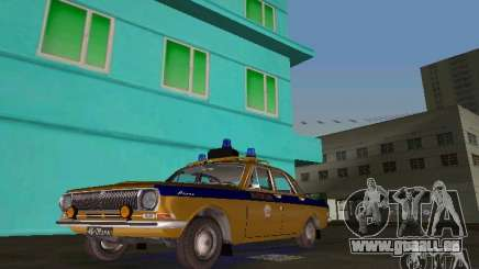 GAZ-24 Miliz für GTA Vice City