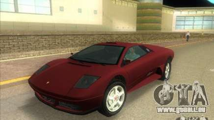 Infernus de GTA IV pour GTA Vice City