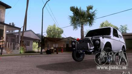 VAZ 21213 Niva Drag pour GTA San Andreas
