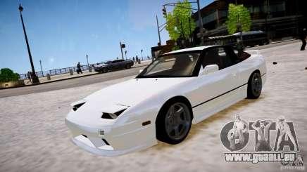 Nissan 240SX Drift für GTA 4
