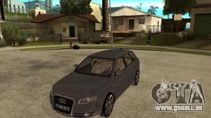 Audi A4 2005 Avant 3.2 quattro für GTA San Andreas