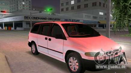 Dodge Grand Caravan für GTA Vice City