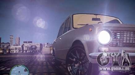 VAZ 2101 1972 Tun für GTA 4