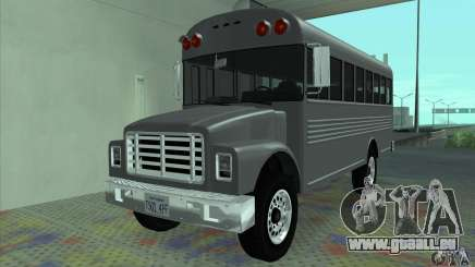 Civil Bus für GTA San Andreas